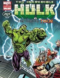 The Incredible Hulk vs. The Mighty Thor: New York Jets Exclusive