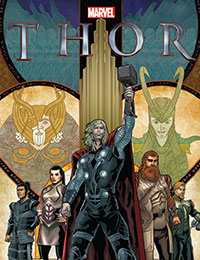 Guidebook to the Marvel Cinematic Universe - Marvels Thor