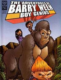 The Adventures of Barry Ween, Boy Genius 3: Monkey Tales