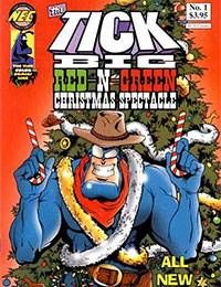 The Tick: Big Red-N-Green Christmas Spectacle