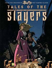 Buffy the Vampire Slayer: Tales of the Slayers