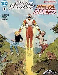 Adam Strange/Future Quest Special