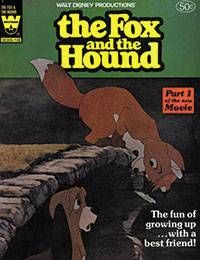 Walt Disney Productions The Fox and the Hound