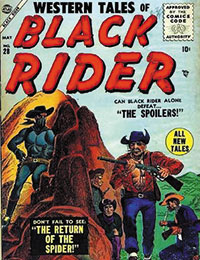 Western Tales of Black Rider