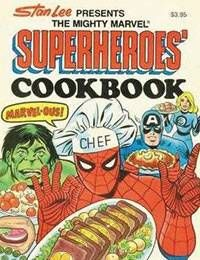 The Mighty Marvel Superheroes Cookbook