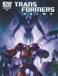 The Transformers: Prime