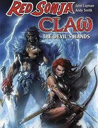 Red Sonja / Claw The Unconquered: Devils Hands