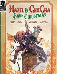 Hazel and Cha Cha Save Christmas: Tales from the Umbrella Academy