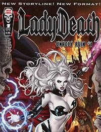Lady Death: Unholy Ruin