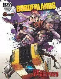 Borderlands: The Fall of Fyrestone