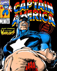 Captain America: Drug War