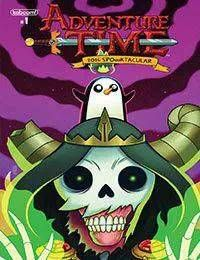 Adventure Time 2016 Spoooktacular