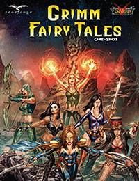 Grimm Fairy Tales: Jasco One-Shot