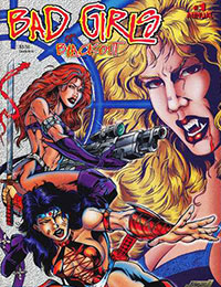 Bad Girls of Blackout Annual
