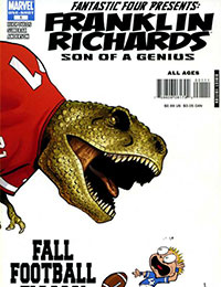 Franklin Richards: Fall Football Fiasco!