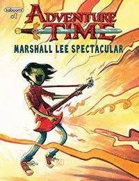 Adventure Time Marshall Lee Spectacular