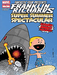 Franklin Richards: Super Summer Spectacular