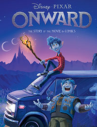 Onward: The Story of the Movie in Comics