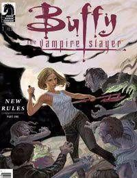 Buffy the Vampire Slayer Season Ten
