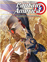 Captain America: Sam Wilson: The Complete Collection