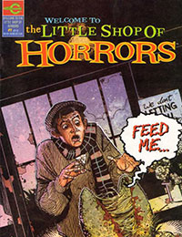 Welcome to the Little Shop of Horrors