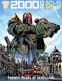 2000 AD Sci-Fi Special 2020