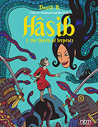 A Tale of a Thousand and One Nights: HASIB & the Queen of Serpents
