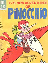 TVs New Adventures of Pinocchio