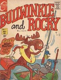 Bullwinkle And Rocky (1970)