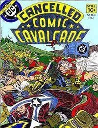 Cancelled Comic Cavalcade