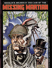 Sherlock Holmes in the Case of the Missing Martian