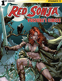 Red Sonja: Vultures Circle