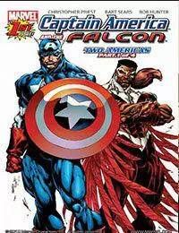Captain America & the Falcon