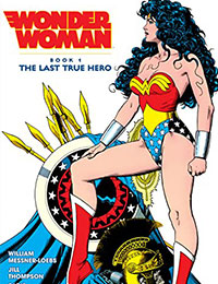 Wonder Woman: The Last True Hero