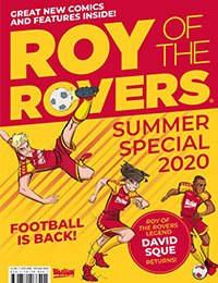 Roy of the Rovers Summer Special 2020
