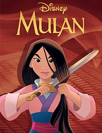 Disney Mulan: The Story of the Movie in Comics