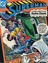 Superman: The Computers That Saved Metropolis!