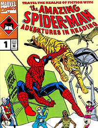 Adventures in Reading Starring the Amazing Spider-Man (1991)