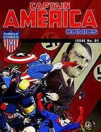 Captain America Comics 70th Anniversary Special