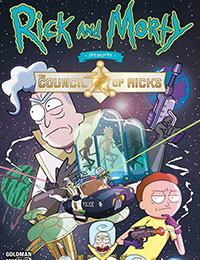 Rick and Morty Presents: The Council of Ricks