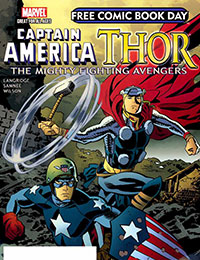 Free Comic Book Day 2011 (Thor the Mighty Avenger)