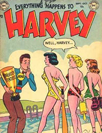 Everything Happens to Harvey