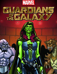 Marvels Guardians of The Galaxy Prequel Infinite Comic