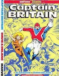 Captain Britain (1988)