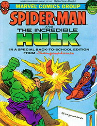 Spider-Man and the Incredible Hulk