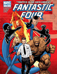 Fantastic Four Trapped in the Data Vortex