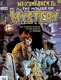 Welcome Back to the House of Mystery