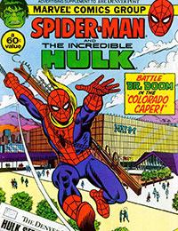 Spider-Man and the Incredible Hulk (1982)