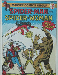Spider-Man and Spider-Woman (7-11 Giveaway)