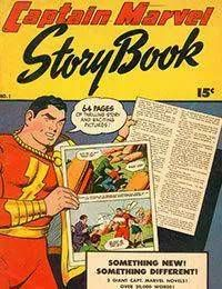 Captain Marvel Storybook